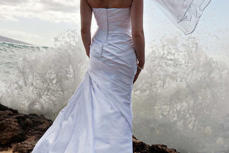 The Wedding Dress: 4-th Place by Christina Craft (FunkyTown Photography)