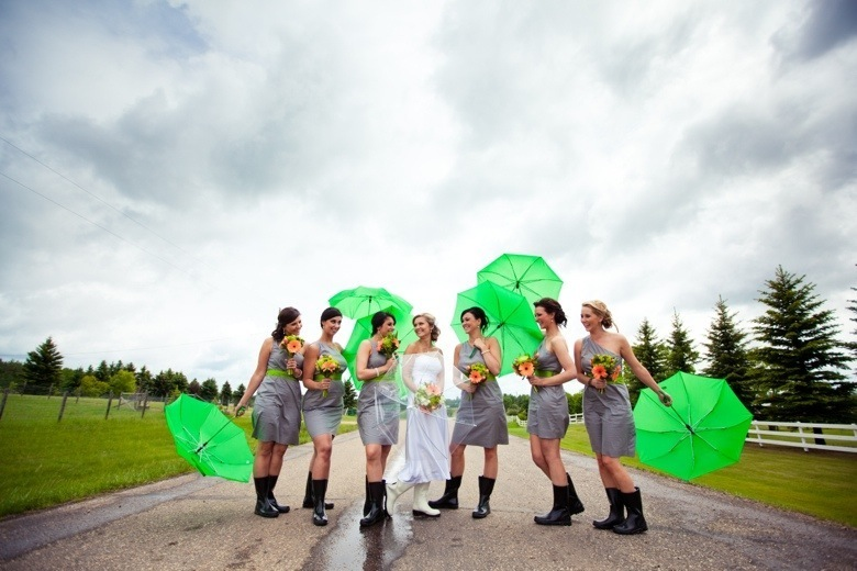 Bridal Party Portrait: 7-th Place by Becky Veasey (Just For You Photography)