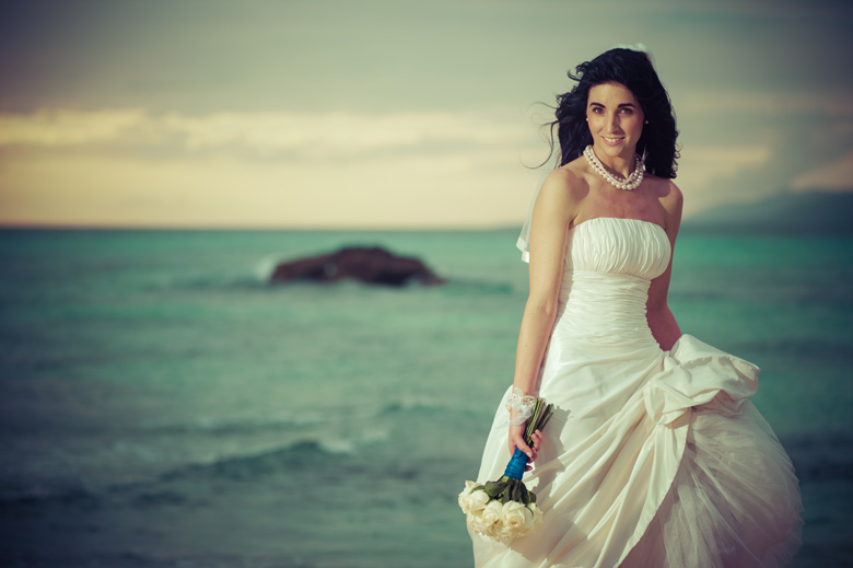 Bridal Portrait: 2-nd Place by Juan Garcia (Avenida Garcia)