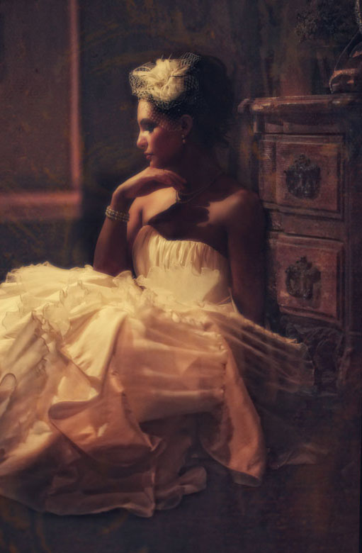 Bridal Portrait: 6-th Place by Edward Ross (Edward Ross Photography)