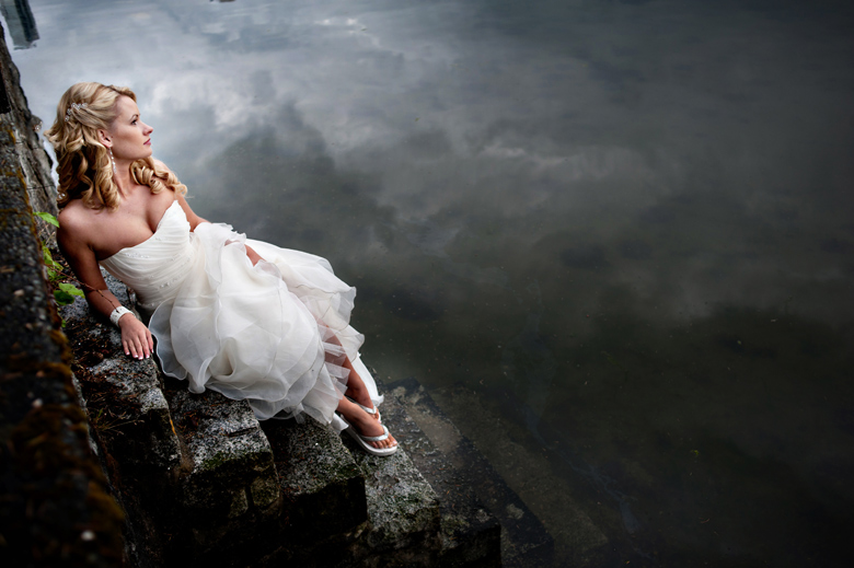 Bridal Portrait: 10-th Place by Christina Craft (FunkyTown Photography)