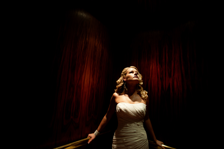 Bridal Portrait: 2-nd Place by Christina Craft (FunkyTown Photography)
