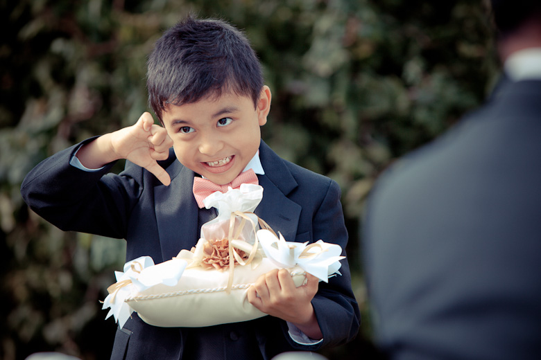 Kids Will Be Kids: 7-th Place by Lindsey Duban (Lindsey Duban Photography | WEDDINGS)
