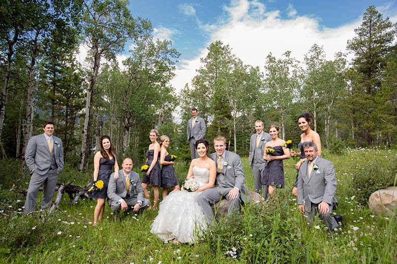 Bridal Party Portrait: 9-th Place by Elizabeth van der Bij (ENV Photography)