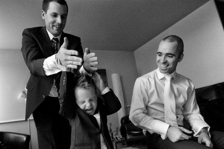 Kids Being Kids: 4-th Place by Vera Varley  (LaVimage)