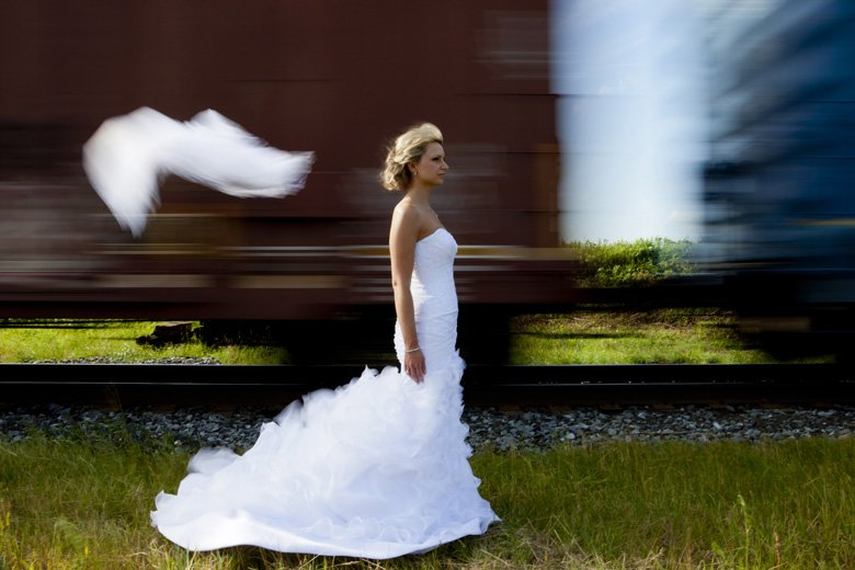 Bridal Portrait: 4-th Place by Brent Foster (Brent Foster Photography)
