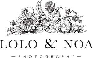 Click here to visit website of Lolo & Noa Photography