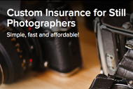 PWPC Photography Equipment & Liability Insurance program provided by Front Row Insurance
