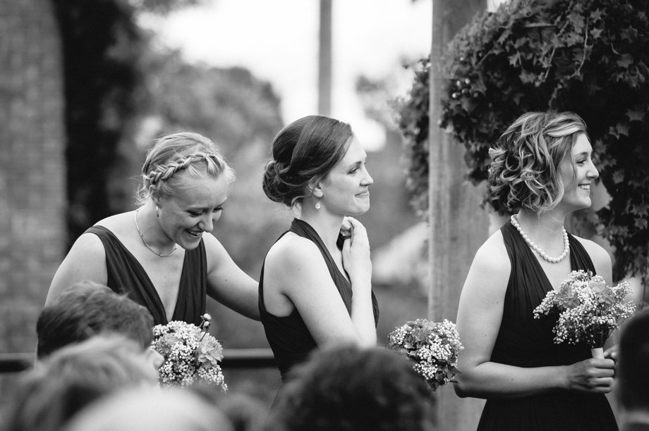 Real Wedding: Mollie & Johanu by Esther Gibbons
