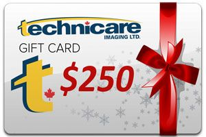 Click here to view the Prize from Technicare - $250 credit towards Technicare lab services